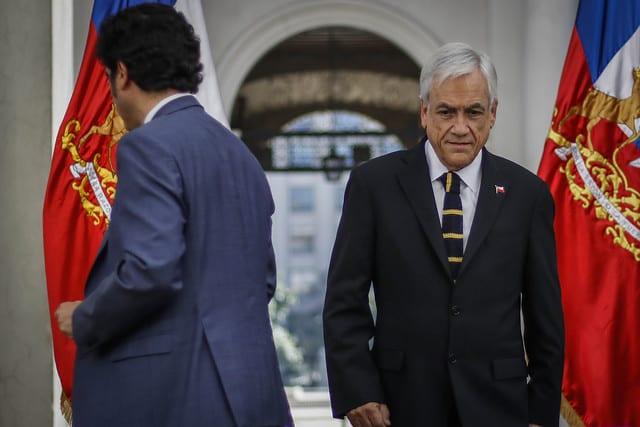 Piñera-Briones-política-fiscal-gasto-público
