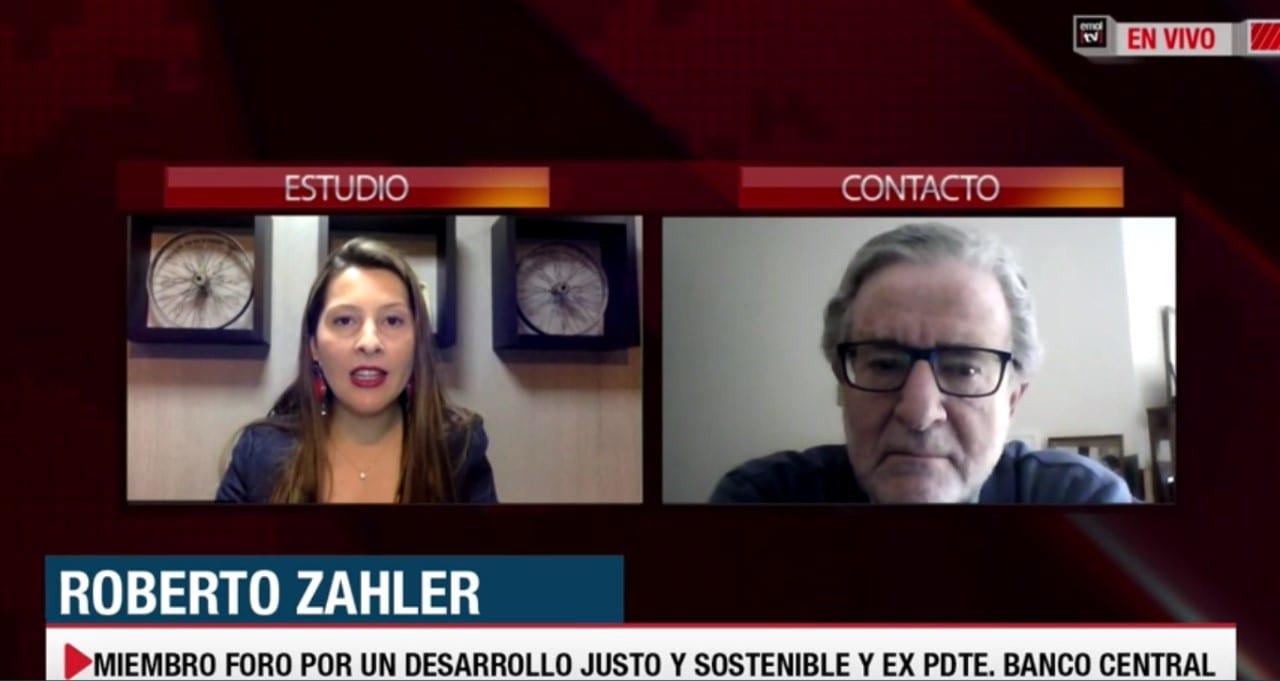 Zahler y economía: «El extranjero nos está mirando mucho mejor que como nos miramos nosotros»